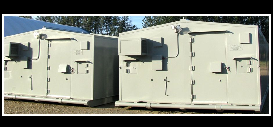 Explosive Storage Magazines and Gun Loading Facilities - www.walkersholdings.com, walkersholdings.net, GLF